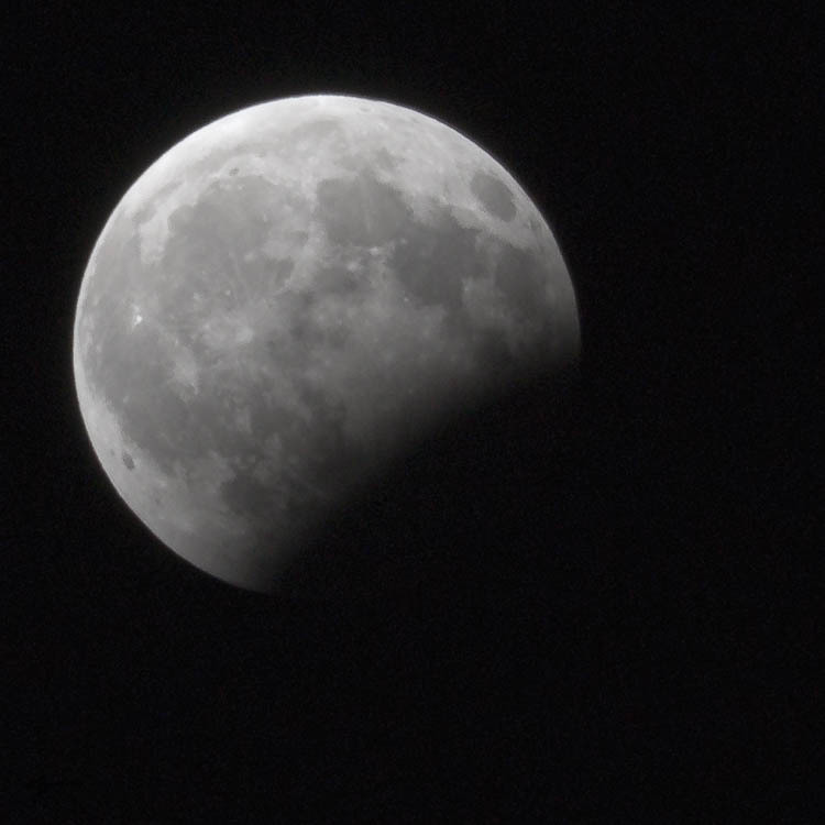 Eclips, Moon, Tehran, Moonrise