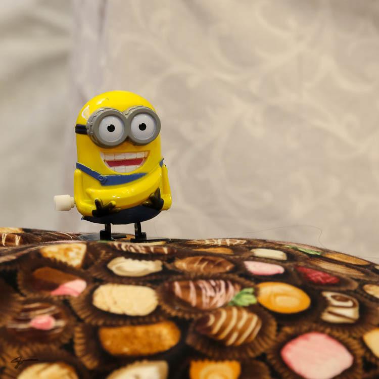Minions, Banana, Still life,