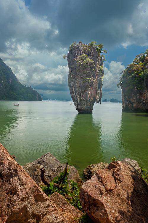 james bond island, phuket, Phiphi Island, Thailand