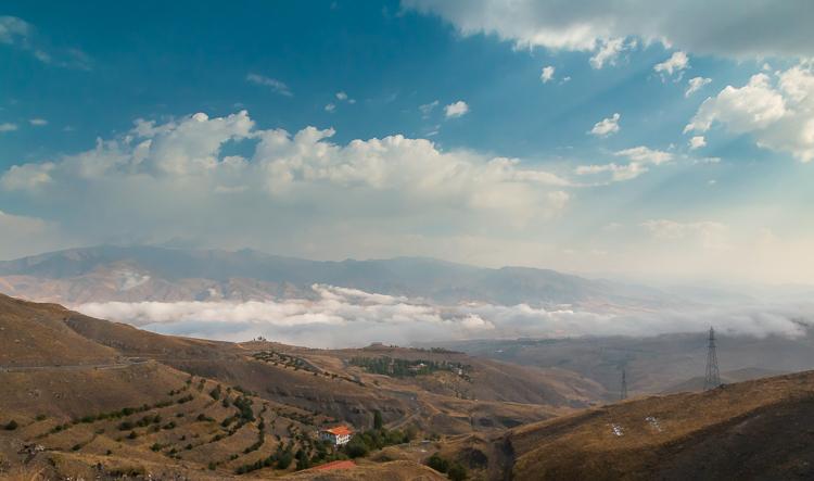 Taleghan, landscape