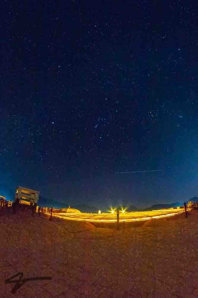 Kavir, Desert, Night Sky, Zain aldin, Caravanserai