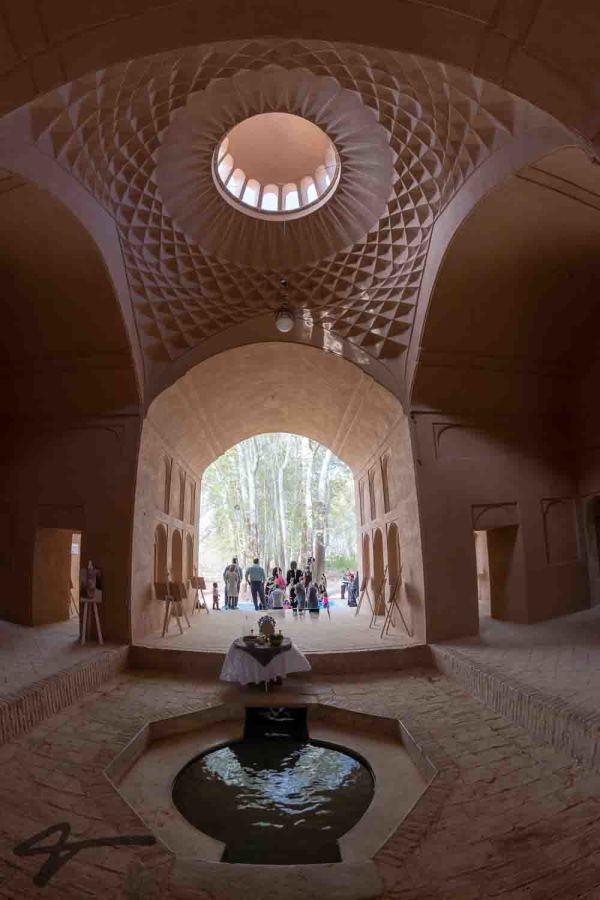 Pahlavan Garden in Saryazd