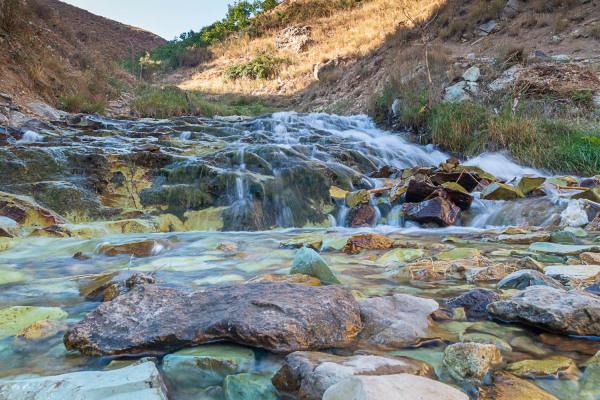 ShekarAb Waterfall