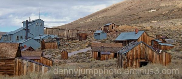 Bodie and Mine Facility