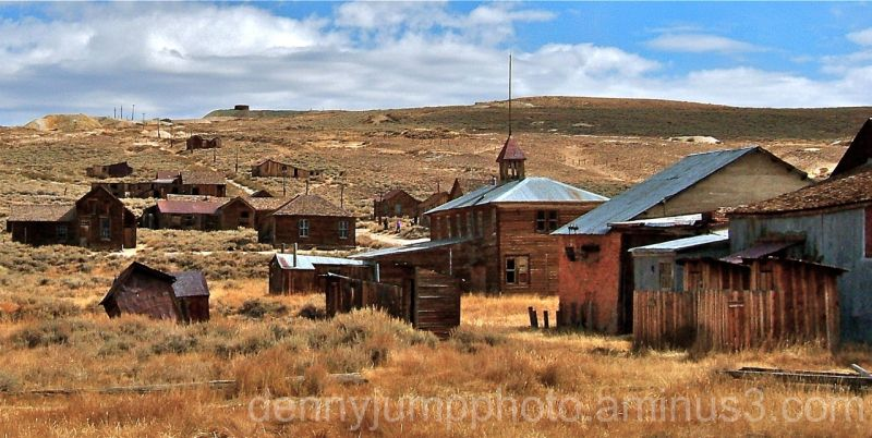 Bodie Main and City Hall