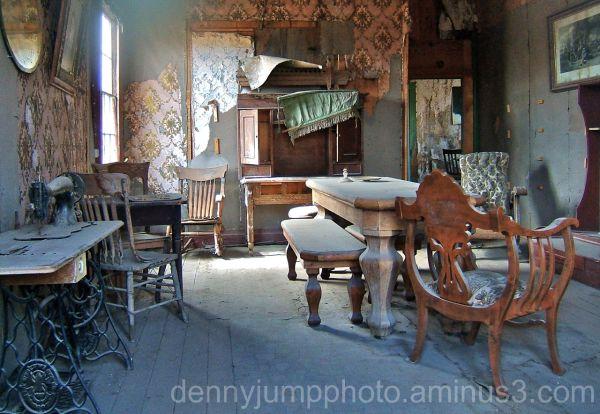 Interior of Residence
