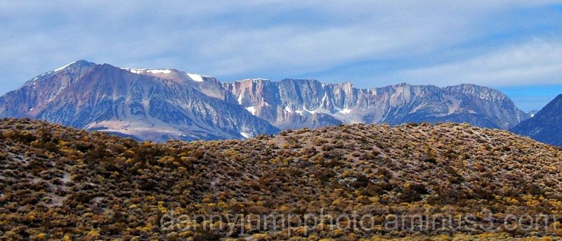 East side of Sierras