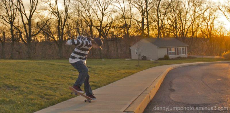 Skate Board Moves
