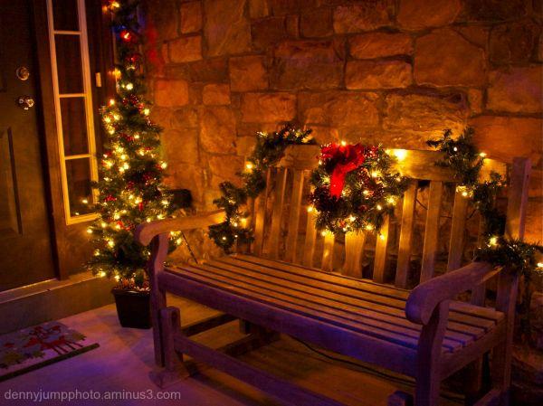 Bench Pressed Christmas