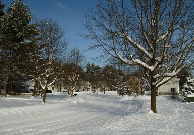 Courire & Ives A La Vermont