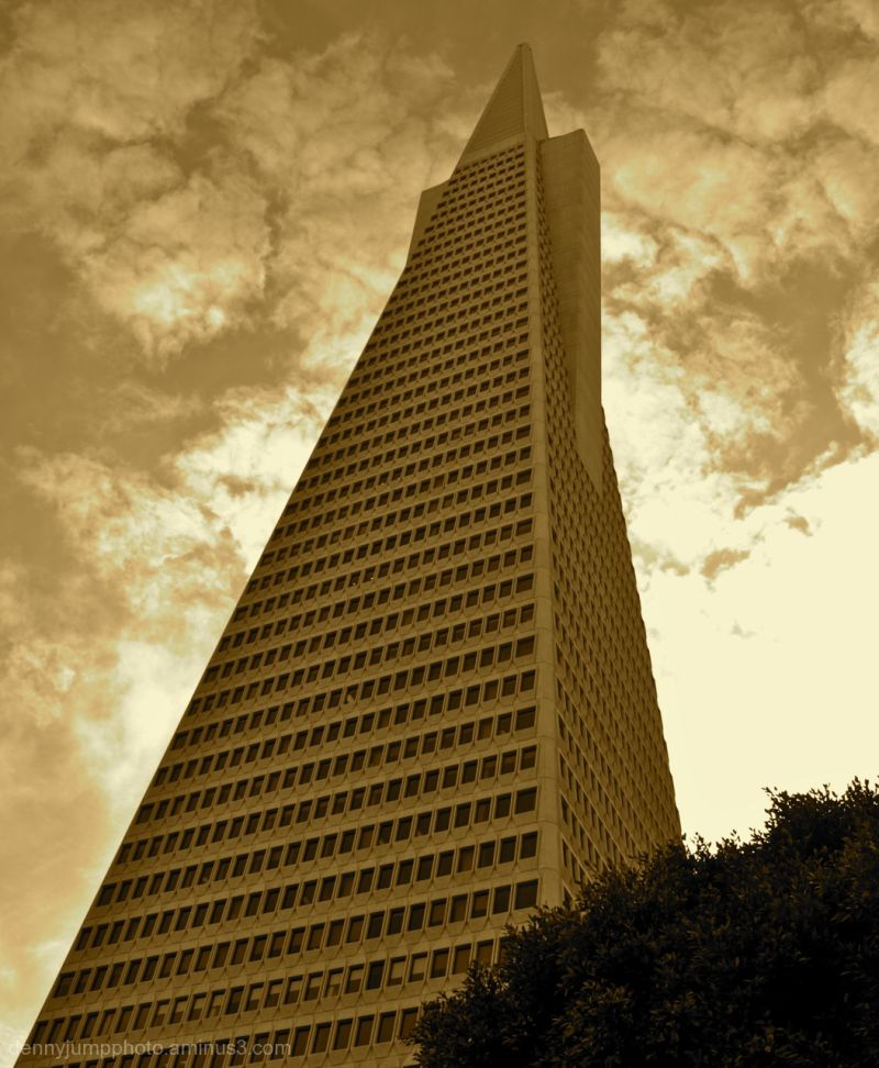 Transamerica Building, San Frncisco