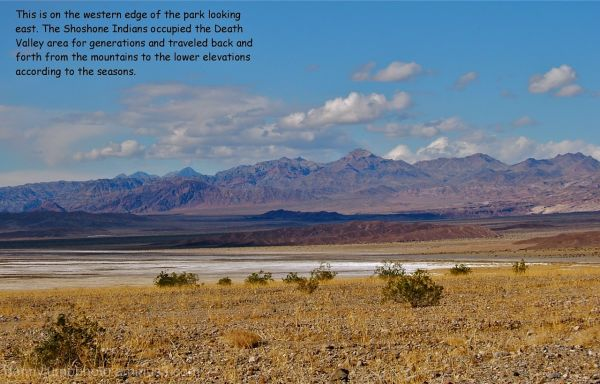 Death Valley National Park, California   I