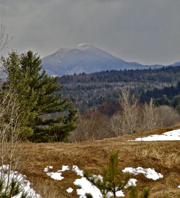 """Camel's Hump"" Mountain     Vermont"