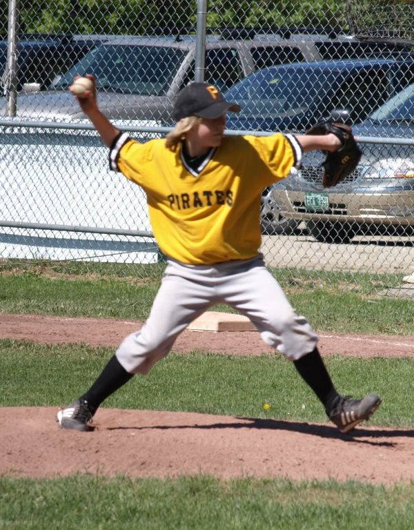Pirates pitcher Justin Roberge   2009