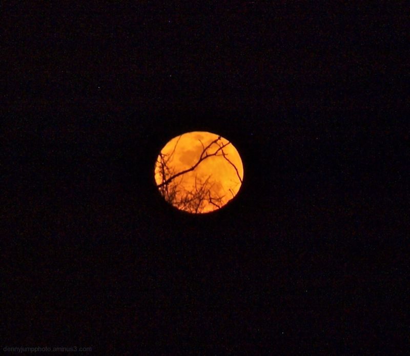 Cracked Supermoon