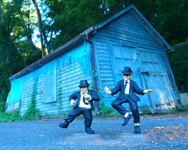 Blues Brothers - at the Easton, PA H.O.B.
