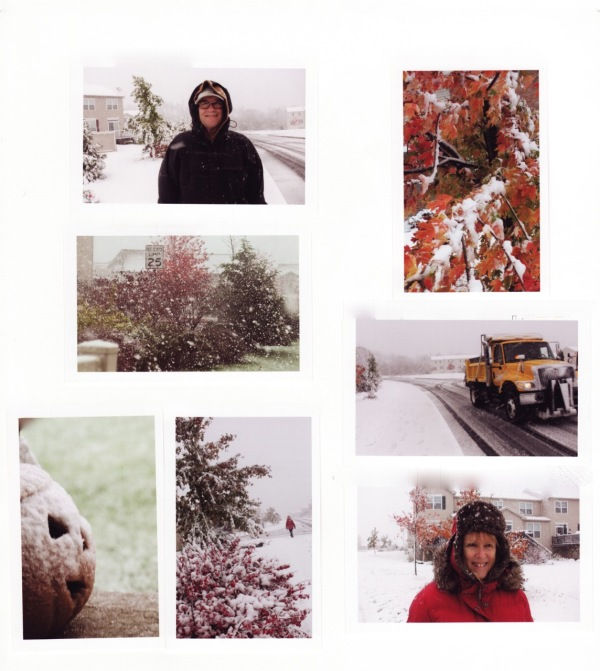October Snowstorm   Strange Days Indeed