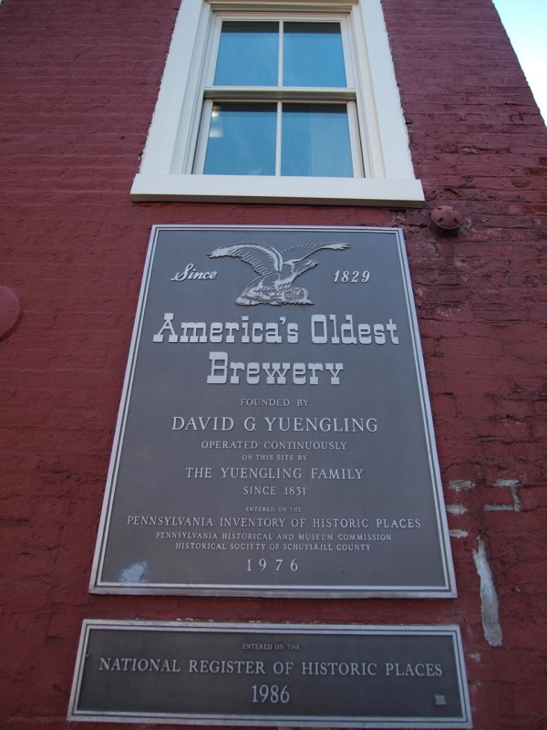 America's Oldest Brewery