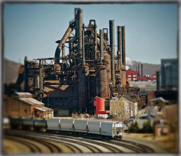 Bethlehem Steel Asllep