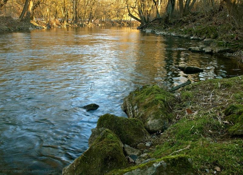 The Bushkill Spring