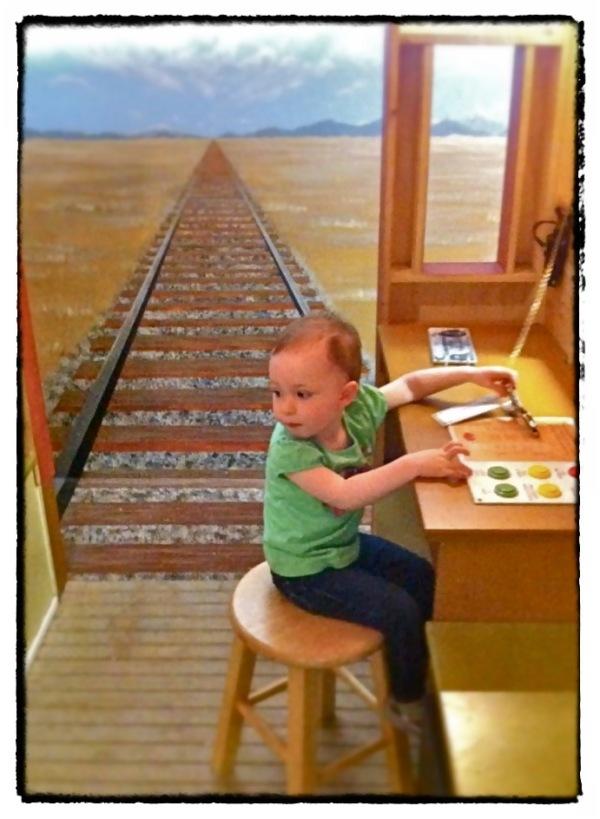Railway Ticket Agent