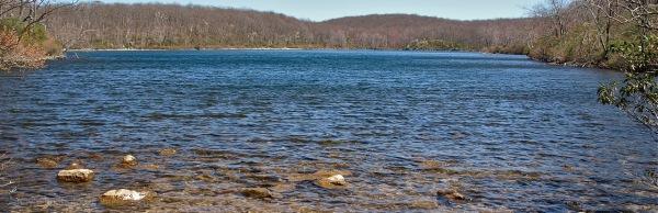 Sunfish Pond   Appalachian Trail
