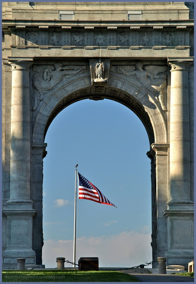 National Memorial Arch - Valley Forge