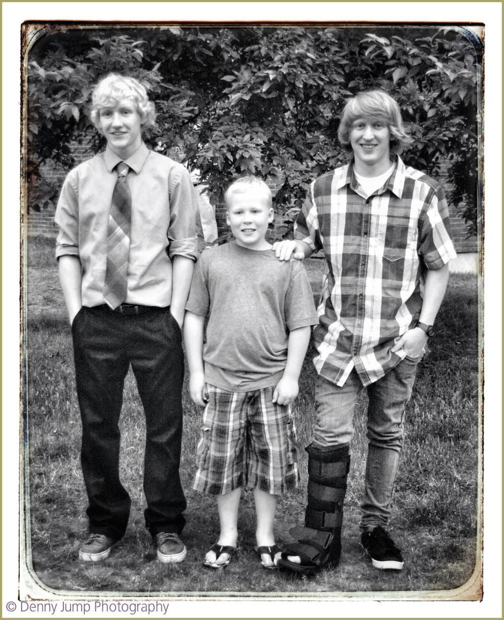 """Great"" Grandsons"