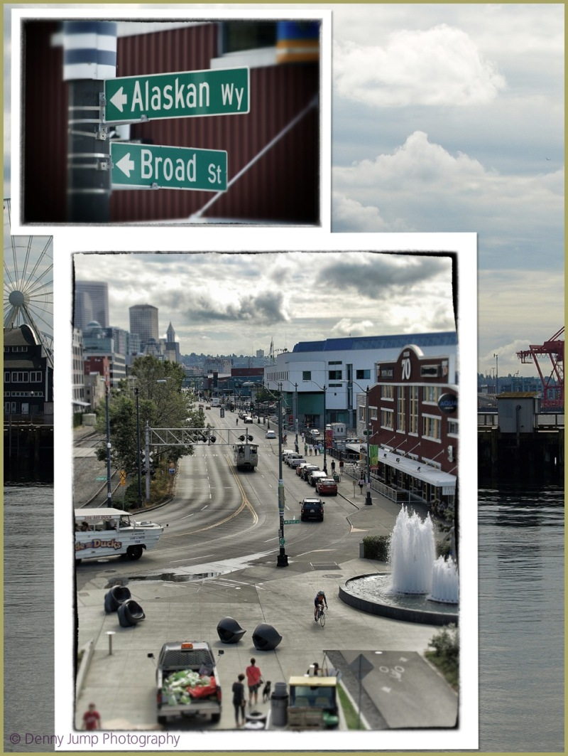 Broad Street @ Alaskan Way