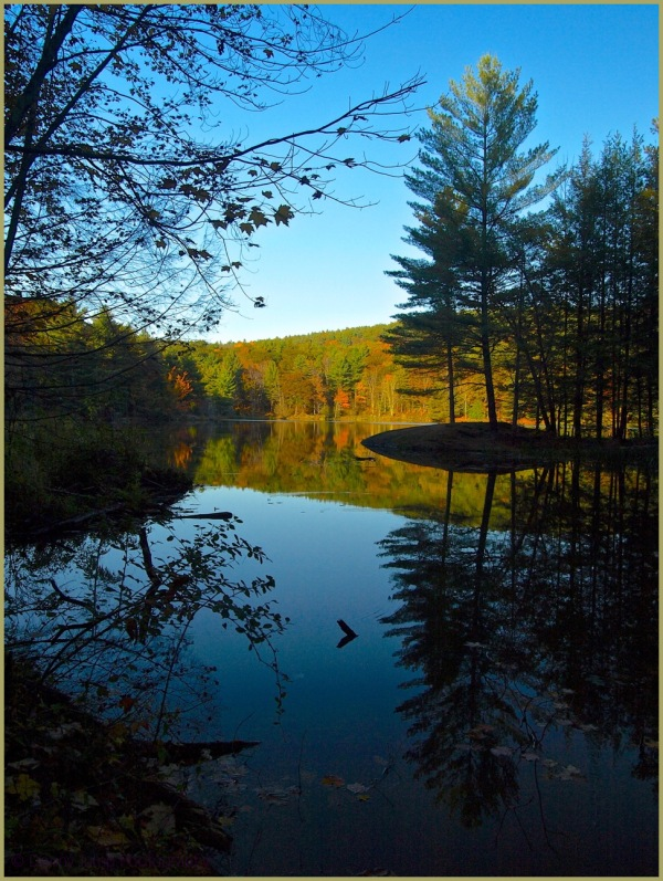 Indian Pond, Essex, Vermont
