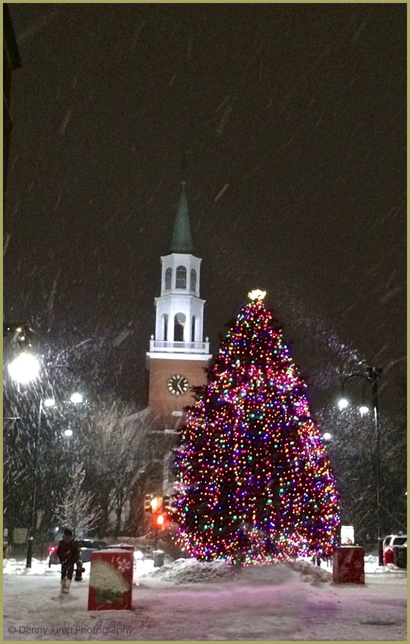 Burlington, Vermont USA