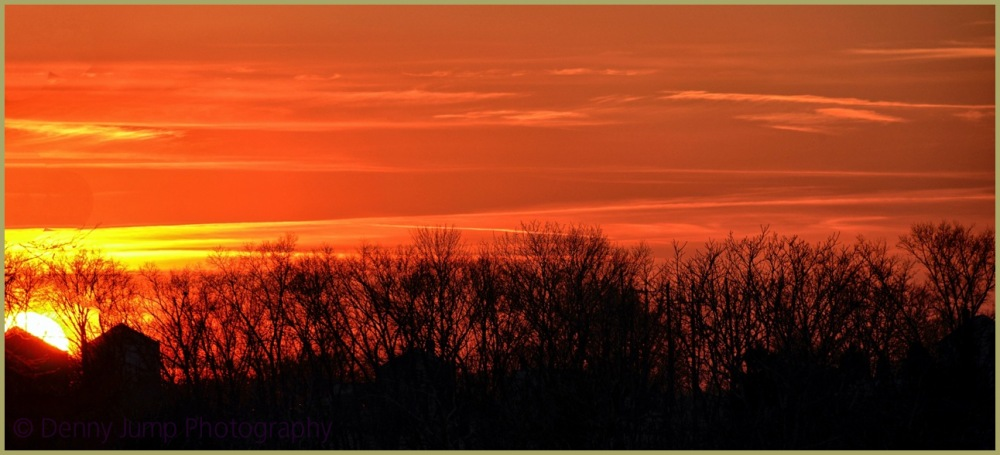 Sunset, Stockertown, PA