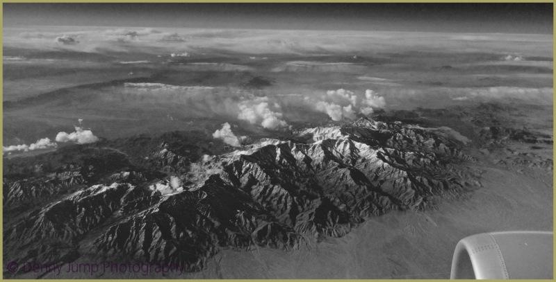 Mountains of Nevada