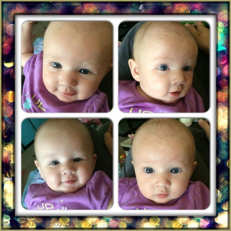Cecilia 4 Mos - 1 Week