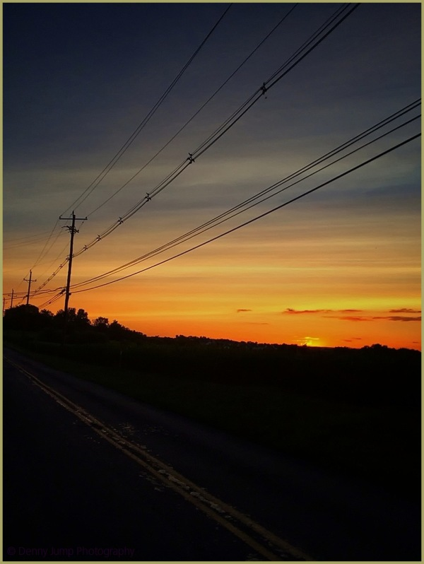 Pennsylvania Sunset Walk