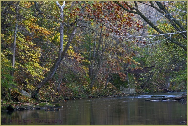 The Bushkill Creek
