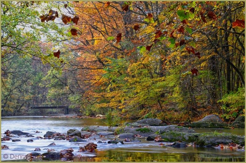 The Bushkill Creek