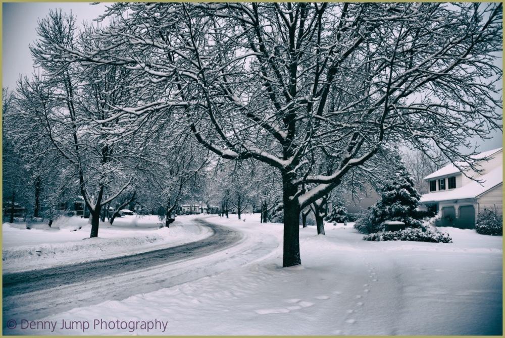 Winter in Vermont