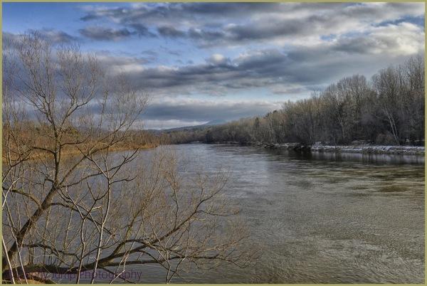 Vermont's Winooski River