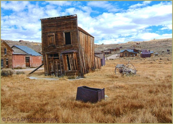 Bodie Ghost Town State Historic Park, Bodie CA