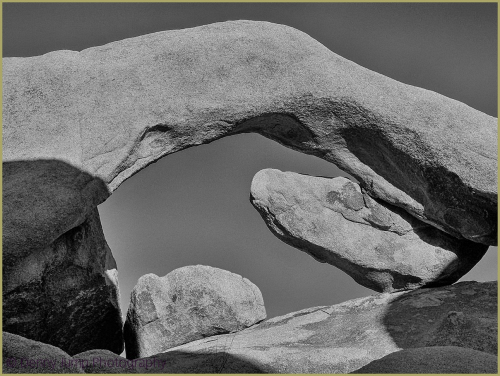 Arch Rock - Joshua Tree NP