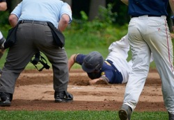 Baseball - Vermont Style
