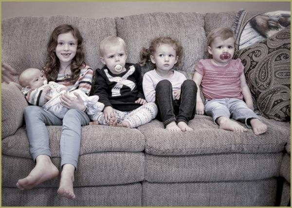 The Lady Cousins