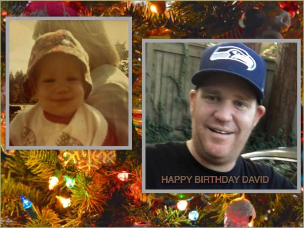David's Birthday!!