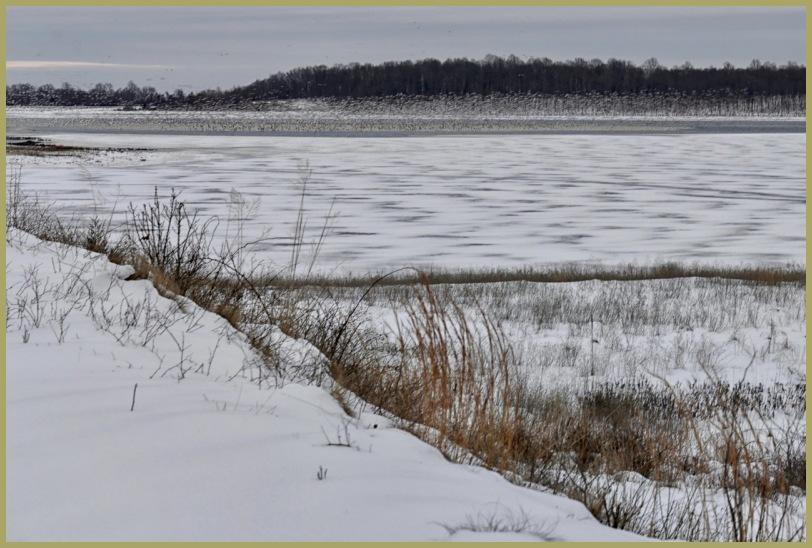 Merrill Creek Winter