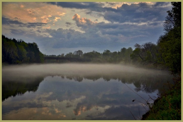 Winooski Fog