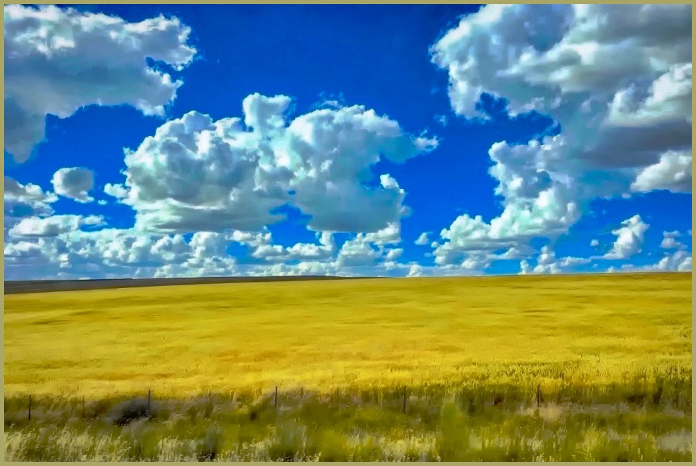 Acros the Plains