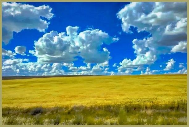 Across the Plains    (for Gordon)