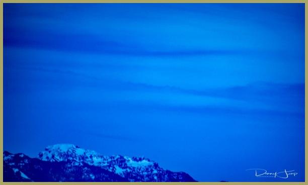 Blue Heaven   Prayer for 2018