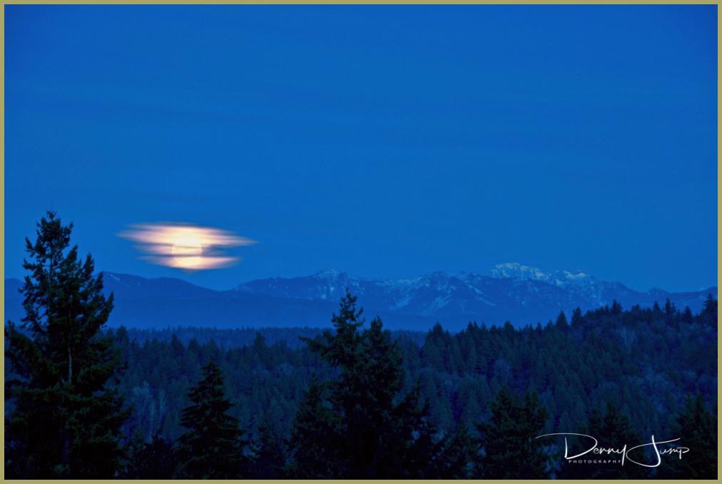 """Encore  Blue Heaven """"Purple Mountains Majesty!"""""""